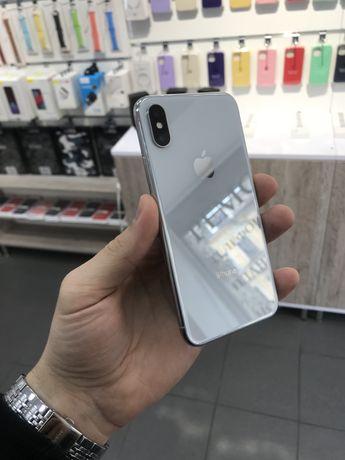 Iphone X 256g Магазин!Гарантия!Кредит!