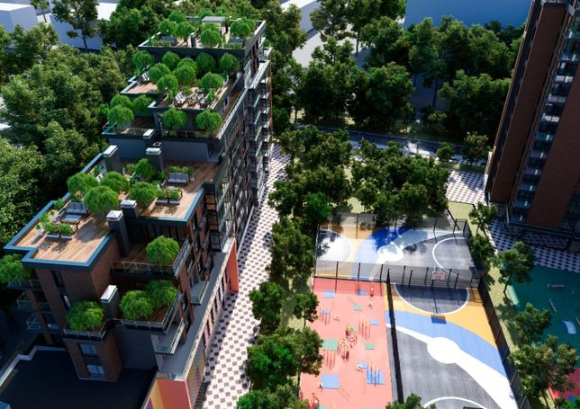 Смарт квартира в ЖК Манхеттен, площадь Толбухина