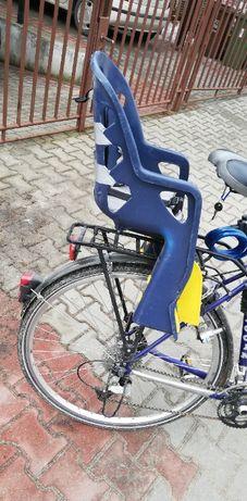 Fotelik rowerowy Polisport do 22 kg
