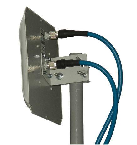 Уличная антенна Mimo 2*15 Дби для 2G/3G/4G модемов и wifi роутеров