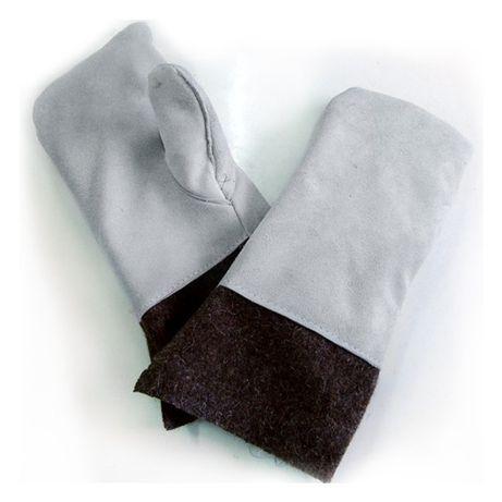 Рукавицы сварщика. Вачеги. Строительные рукавицы. Рабочие рукавицы