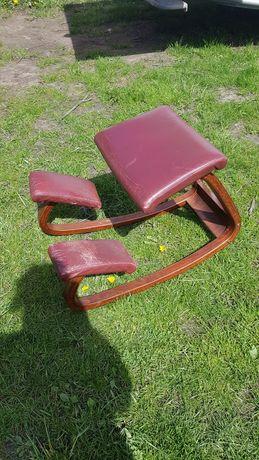 Krzesło ergonomiczne-klęcznik,klękosiad