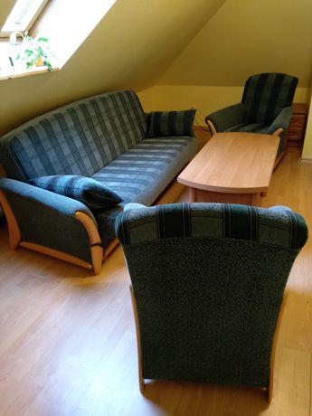 Sofa 3 os. + dwa fotele - komplet