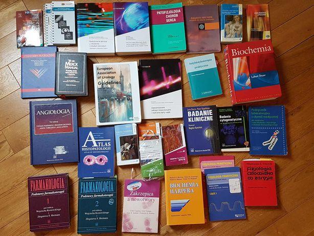 Książki medyczne różne