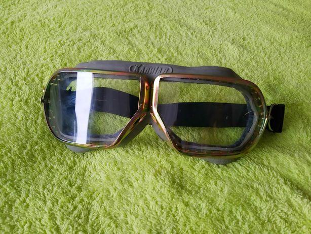 Очки защитные от стружки пыли стекло ГОСТ СССР