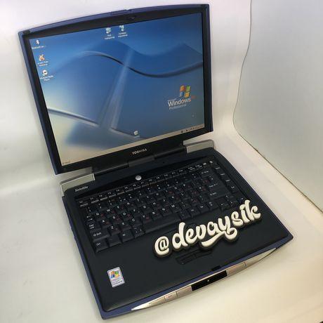 Ноутбук Toshiba s1900-101 в идеальном состоянии