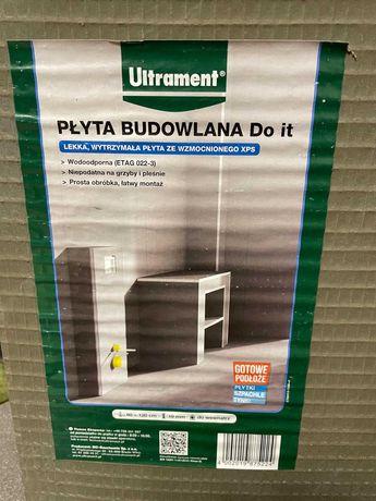 Płyta budowlana Ultrament 1200X600X10MM