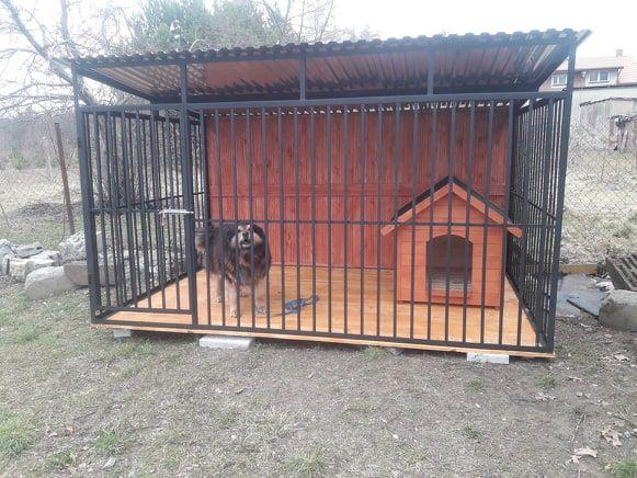 Kojec dla psa klatki dla zwierząt