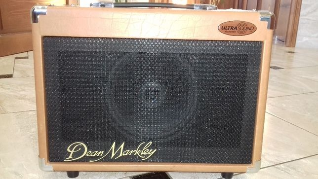 Комбопідсилювач комбоусилитель комбик Ultra sound Dean Markley AG-15M