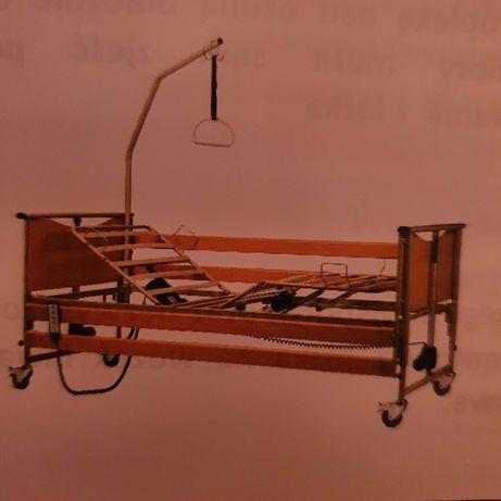 Łóżko ortopedyczne Luna - sterowane elektrycznie