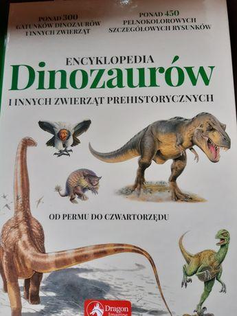 Encyklopedia dinozaurów i innych zwierząt prehistorycznych