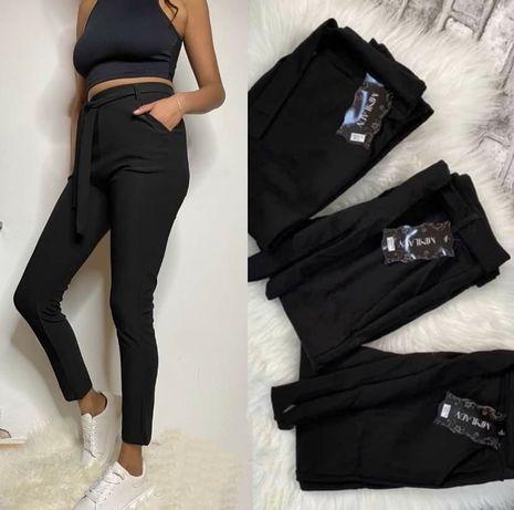 Spodnie materiałowe s/m m/l xl/xxl