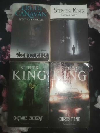 Wydania kieszonkowe Stephen King, Trudi Canavan