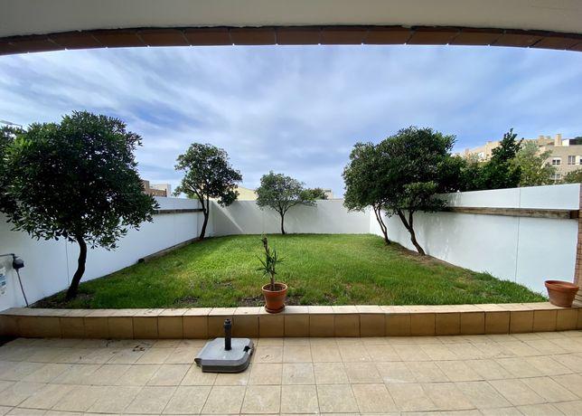 T1 com jardim privativo em Leça Palmeira