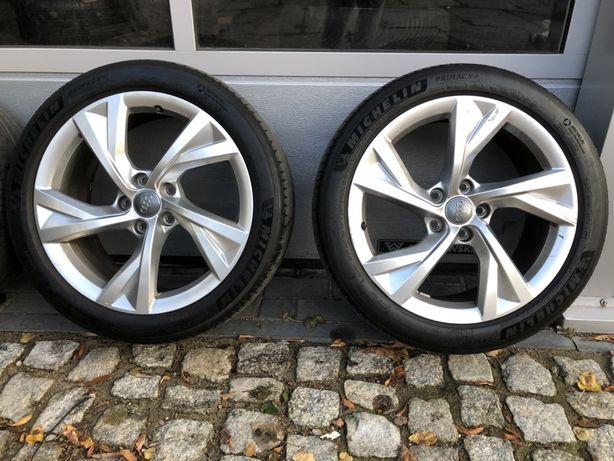 "Alufelgi koła aluminiowe AUDI VW 18"" a3 tt a4 a5 a6+opony 245/40r18!!!"