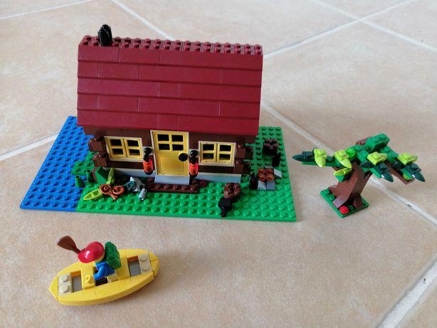 Lego creator cabana