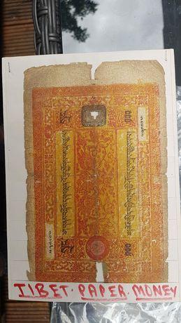 100 srang 1942 Tybet