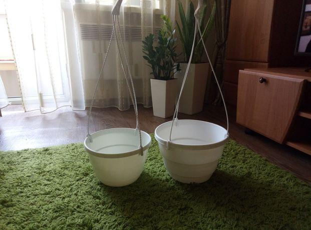 Подвесной вазон, 2 штуки