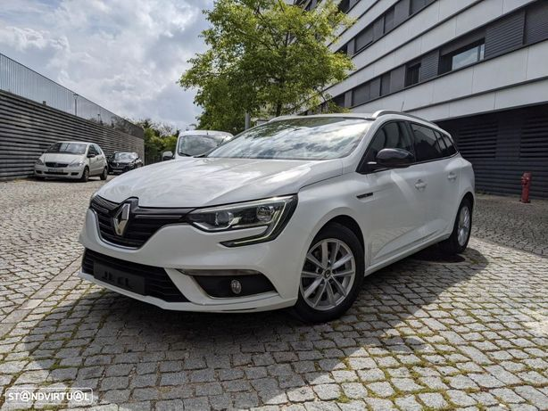 Renault Mégane Sport Tourer 1.5 dCi Limited EDC