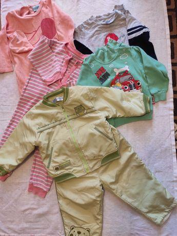 Пакет детских вещей 12-18 месяцев
