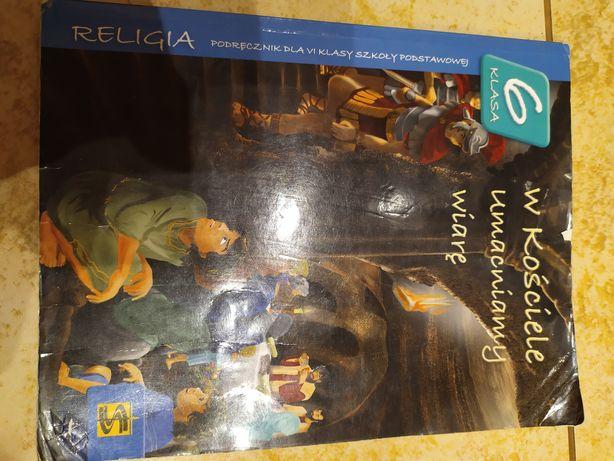 Książka do religii - oddam