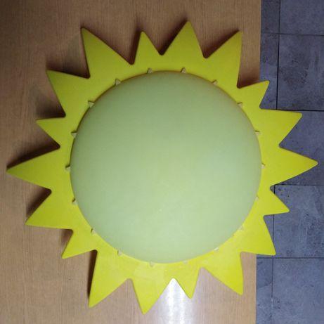 Lampa sufitowa Słoneczko