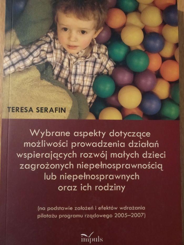 "książka Teresa Serafin ""Wybrane aspekty..."" pedagogika specjalna Tulce - image 1"