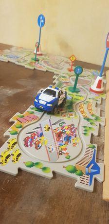 Конструктор  Puzzle Pilot Police Поліція Amewi Полиция Пазл