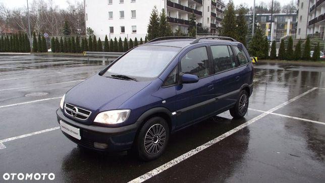 Opel Zafira 1.6 100km Przebieg 137tys.Km. 7 Osobowy Salon Polska