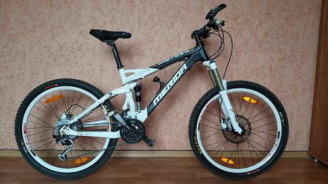 Двухподвес Merida One-Five-O(Cube,Trek,Haibike)