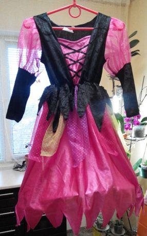 Карнавальный новогодний костюм платье