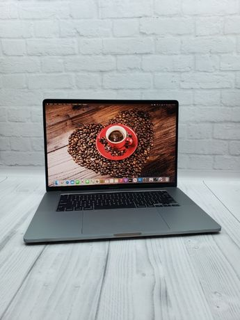 """MacBook Retina 16"""" Mid 2019 MVVM2 I9-9880H SSD 1Tb 32Gb RAM Магазин"""