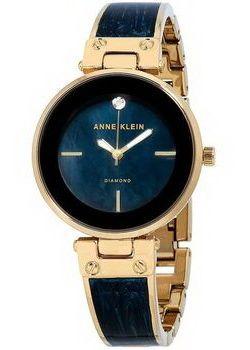 ОРИГИНАЛ | НОВЫЕ: Женские часы ANNE KLEIN AK/2512NVGB! Гарантия!