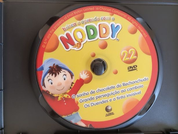 Filmes do noddy