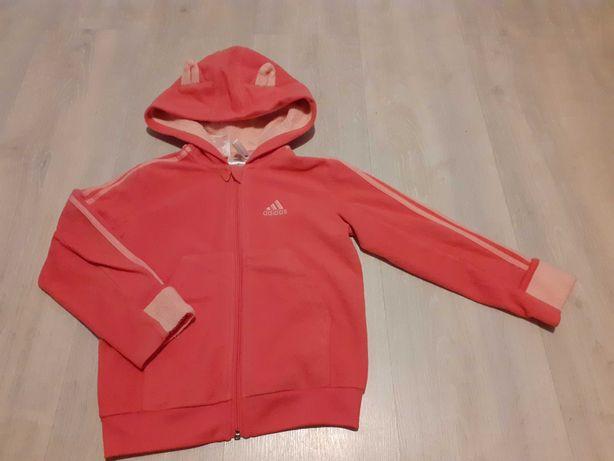 Adidas polarowa bluza 104