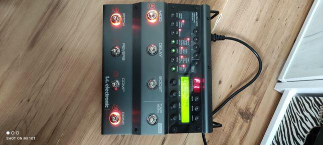 TC Nova System multiefekt gitarowy basowy