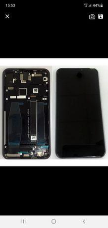 asus zenfone 5 ze620kl tela lcd + toque preto + quadro