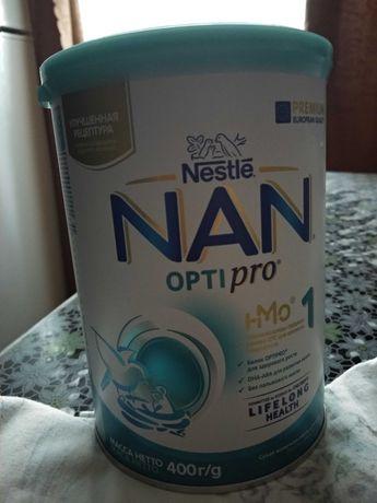 Молочная смесь NAN Optipro