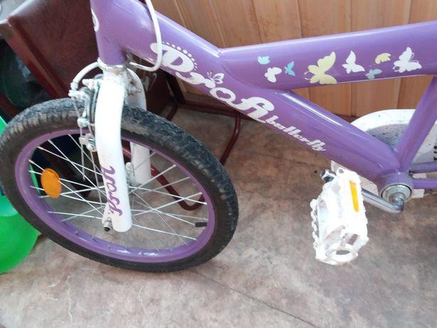 Велосипед для девочки на 5-8 лет