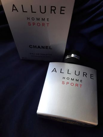 Chanel Allure homme Sport духи Шанель Аллюр хом спорт туалетная вода