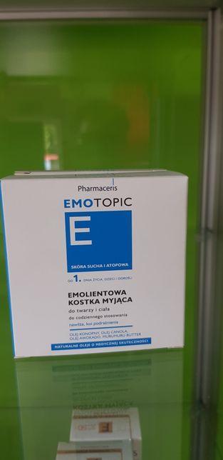 Pharmaceris Emotopic emolientowa kostka myjąca