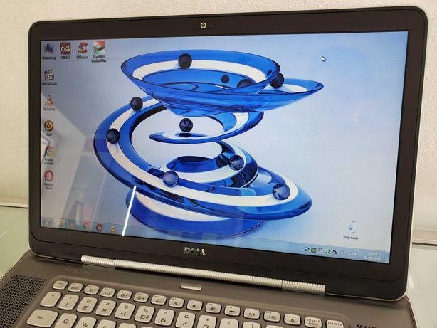 DELL XPS L15 - Престижный ноутбук в металлическом корпусе. Подсветка