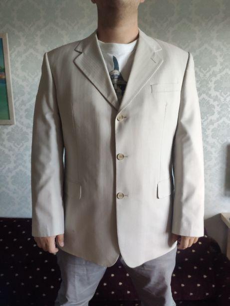 Пиджак Clan (текстильный светлый)