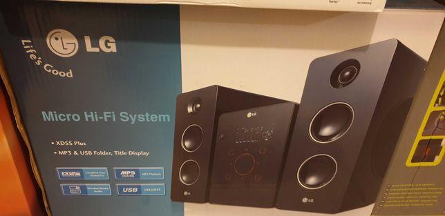 Micro Hi-Fi LG XDSS Plus