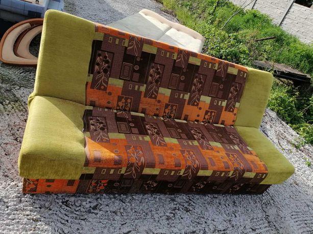 Kanapa łóżko sofa rozkładana mechanizm sprawny