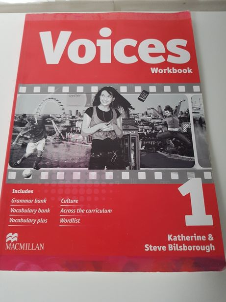 Voices 1 książka plus ćwiczenia