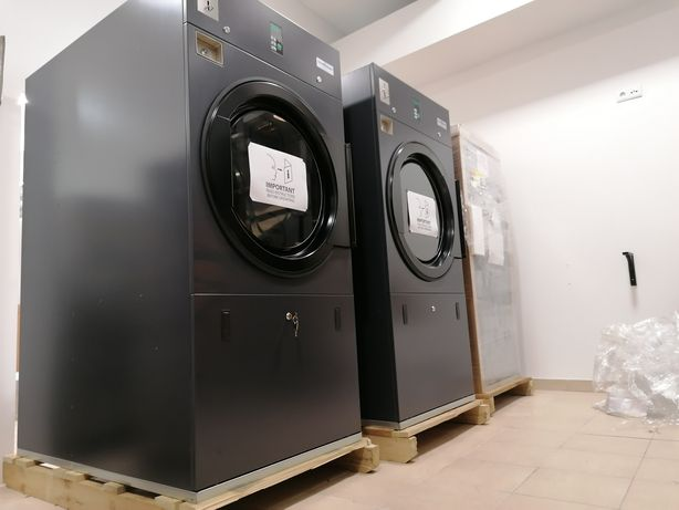 Máquina de secar roupa industrial lares hotéis self service