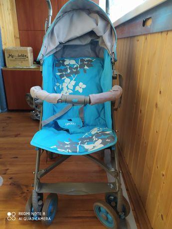 Прогулочная коляска- тросточка