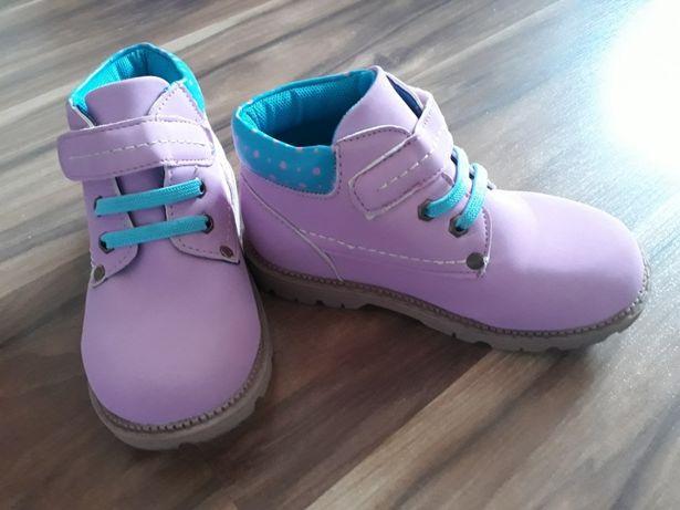 Sprzedam buty dziewczęce r. 27