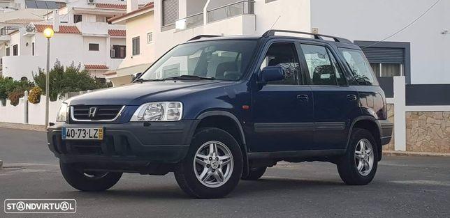 Honda CR-V MUITO BOM ESTADO GERAL ( TETO DE ABRIR )